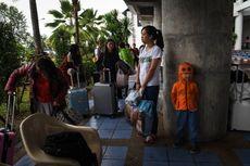 Ribuan Turis Terjebak di Pulau Wisata Thailand akibat Badai Pabuk
