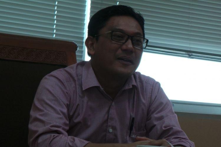 Politisi PKB Abdul Malik Haramain