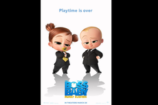 Sinopsis The Boss Baby: Family Business, Segera Tayang di XXI