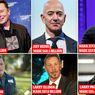 Kekayaan Para Miliarder Dunia Selama Setahun Pandemi Covid-19 Bisa Capai Rp 62 Kuadriiliun
