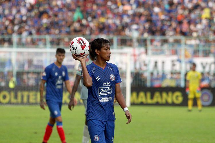 Pemain Arema FC musim 2020, Syaiful Indra Cahya.