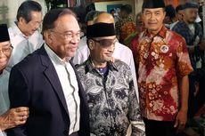 Mantan Wakil PM Malaysia Anwar Ibrahim Takziah ke Rumah BJ Habibie