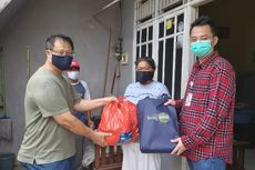 Living World Care dan Warga Perumahan Alam Sutera Bersinergi di Tengah Pandemi Covid-19