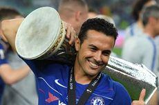 Chelsea Juara Liga Europa, Koleksi Trofi Pedro Kian Lengkap