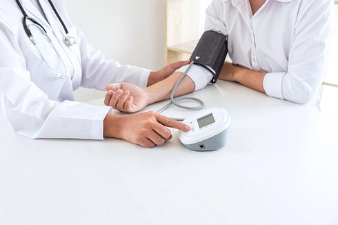 Jaga Tekanan Darah Jadi Kunci Penderita Hipertensi Terhindar Ancaman Gangguan Fungsi Ginjal