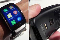 Samsung Gear S, Jam Tangan Pintar Berkoneksi 3G