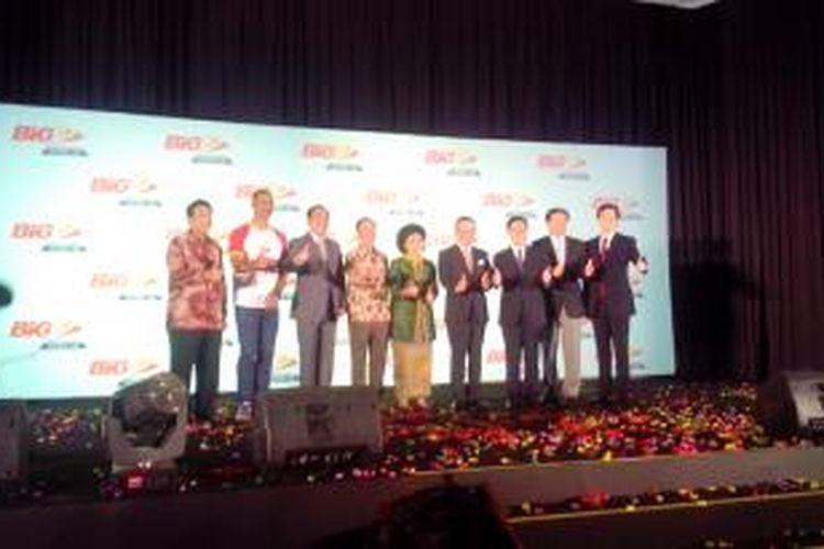 Peluncuran BigTV milik Lippo Grup