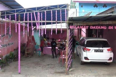 TPS di Kupang Ini Bernuansa Valentine, Pemilih Diberi Cokelat