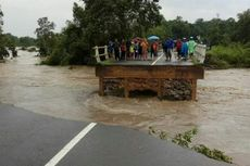 Jalan Nasional Putus, Distribusi Logistik Palembang-Bangka Terhenti