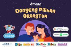 Sambut Hari Anak Nasional, KG Media Luncurkan Podcast Dongeng Pilihan Orangtua