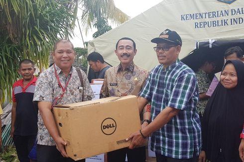 Kemendagri Kirim Bantuan untuk Korban Banjir di Tangerang dan Bekasi