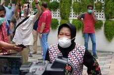 Kelakar Risma soal Surabaya Masuk Zona Merah Covid-19: Memang Zona Merah, karena PDI-P