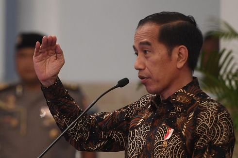 Lanjutkan Program Sejuta Rumah, Jokowi Naikkan Kuota FLPP