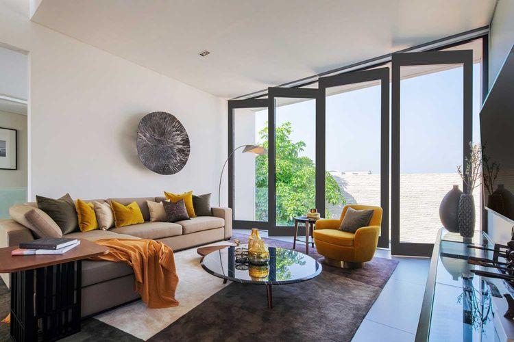 RL Residence karya Michael Lauw Studio.