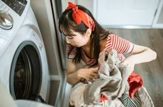 Hindari, 10 Kesalahan Umum Mencuci Pakaian dengan Mesin Cuci