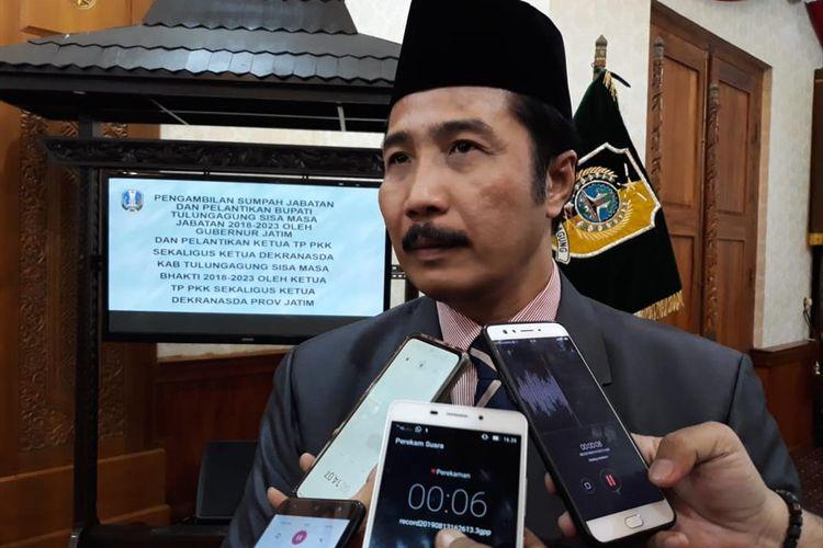 Ketua DPRD Tulungagung Supriyono