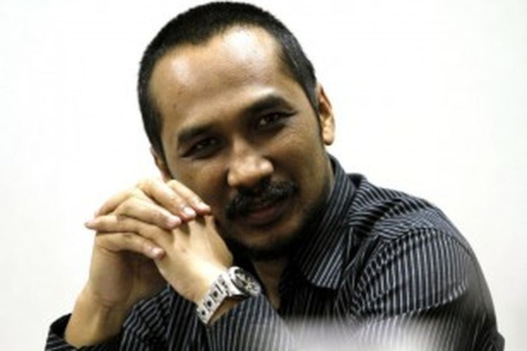 Ketua Komisi Pemberantasan Korupsi Abraham Samad