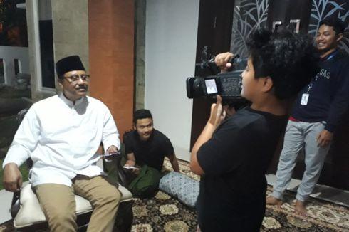 Gus Ipul Berharap Pilpres Berlangsung Damai Seperti Pilkada Jatim