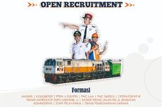 Cek Lowongan Kerja PT KAI September 2021 di recruitment.kai.id