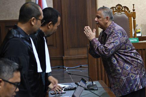 Sofyan Basir Sayangkan Proyek PLTU Riau-1 Tertunda Gara-gara KPK