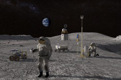 Akan Mendarat di Bulan pada 2024, Ini Misi yang Harus Diselesaikan NASA