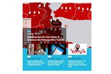 [POPULER TREN] Apa Itu Zona Hitam di Surabaya? | Daftar Harga BBM Juni 2020