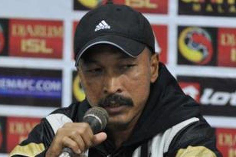 Pelatih timnas Indonesia U-16 dan U-19, Fachri Husaini.