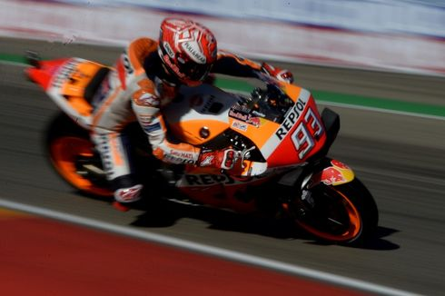 Mampukah Marc Marquez Kunci Juara Dunia MotoGP 2019 di Thailand?