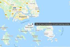 Indonesia dan AS Bangun Pusat Pelatihan Maritim Senilai Rp 50,6 miliar di Batam