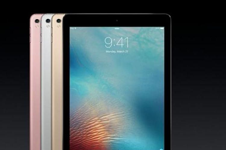 iPad Pro 9,7 inci.