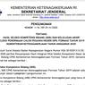 Hasil CPNS 2019 Kemnaker Diumumkan, Ini Link dan Tahapan Pemberkasannya...