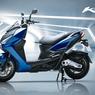 Kymco KRV, Skutik dengan Lengan Ayun Motor Sport