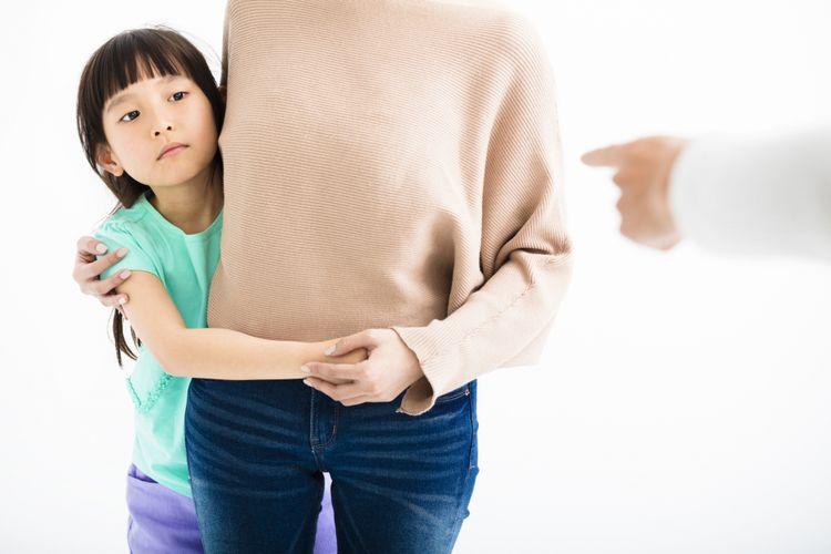 Ilustrasi: Mendidik mendidik anak