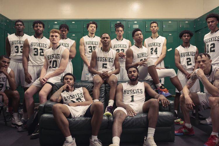 serial dokumenter Last Chance U: Basketbal