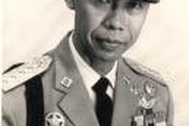 Jenderal Hoegeng Iman Santoso saat menjabat Kapolri.