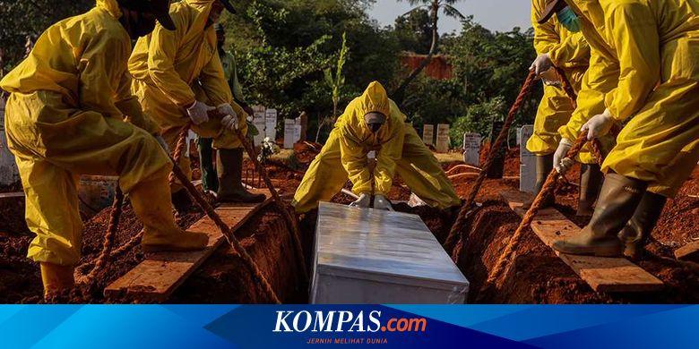 Strain B.1.1.7 Ditemukan di Indonesia, Ini Penjela