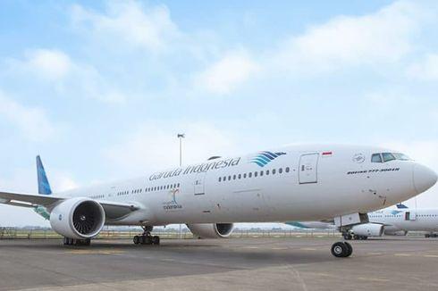 Kuartal III 2019, Laba Bersih Garuda Indonesia Melonjak jadi Rp 1,7 Triliun