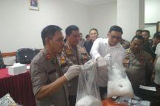 Berusaha Rebut Senjata Polisi, Bandar Narkoba di Makassar Ditembak Mati