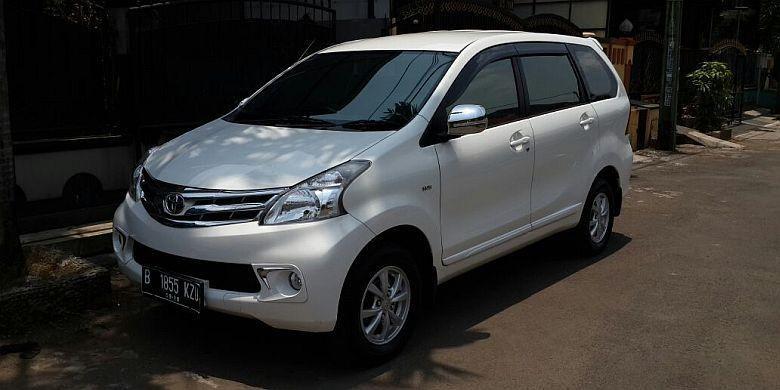 Toyota Avanza andalan kegiatan sehari-hari