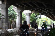 Rabu Pagi, Masih Ada Tiga Titik Banjir di Kelapa Gading