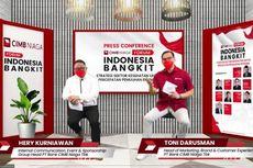 Ikut Dorong Ekonomi Indonesia, Ini yang Dilakukan CIMB Niaga