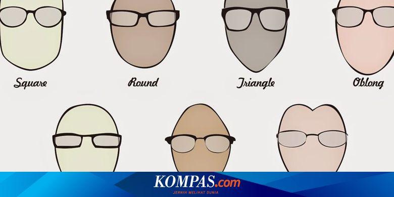 Pria Inilah Tips Memilih Kacamata Hitam Yang Tepat Halaman All Kompas Com