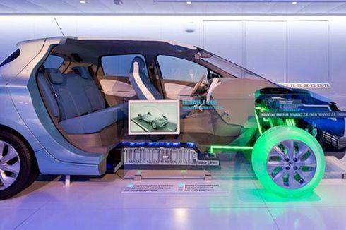 Renault Gandeng LG Kembangkan Baterai