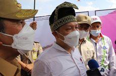 Dikebut, Pengadaan Lahan Jalan Tol Pekanbaru-Bangkinang