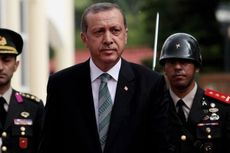 Presiden Turki Erdogan Kagum akan Masjid Istiqlal