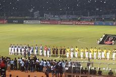 Jokowi Hadiri Laga Final Piala Presiden di Stadion GBK