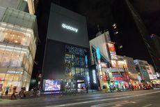 Mengunjungi Galaxy Store Tokyo yang Memajang 1.000 Smartphone