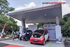 PLN Mau Bangun Fasilitas Fast Charging di Pusat Keramaian