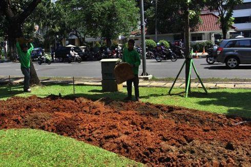 Revitalisasi Taman, Pemprov DKI Manfaatkan CSR