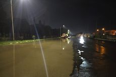 UPDATE: Tol Ruas Akses Tanjung Priok Dapat Dilintasi Kendaraan Besar